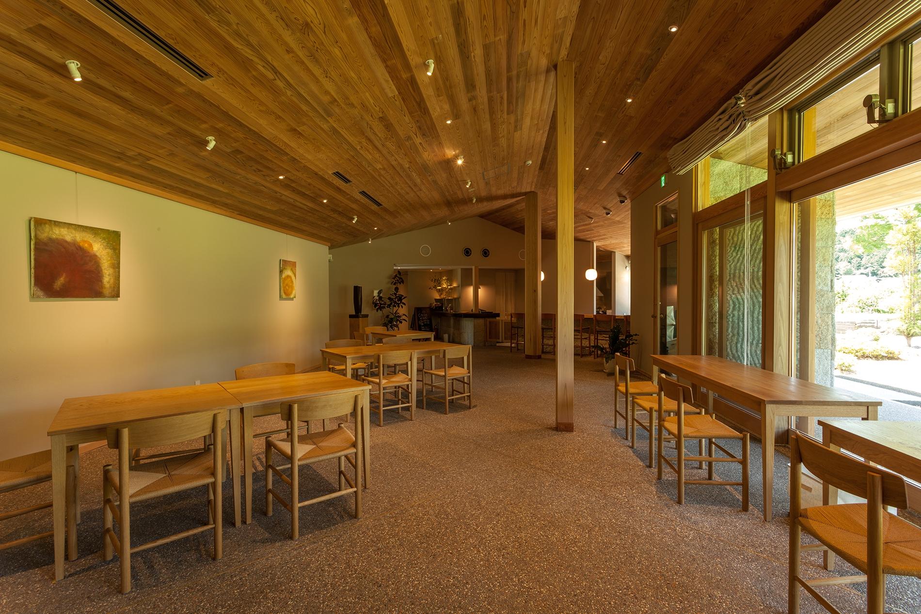 cafe mirai sekigahara